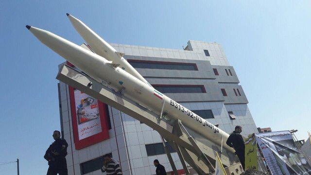 טיל איראן
