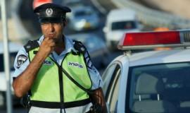 שוטר תנועה • אילוסטרציה