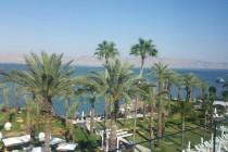 הנוף הנשקף מחדרי המלון
