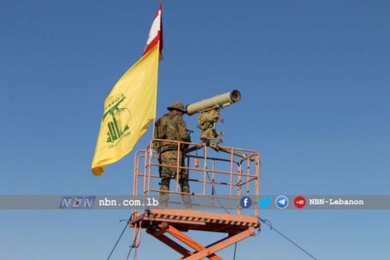 מחבל חיזבאללה בגבול לבנון