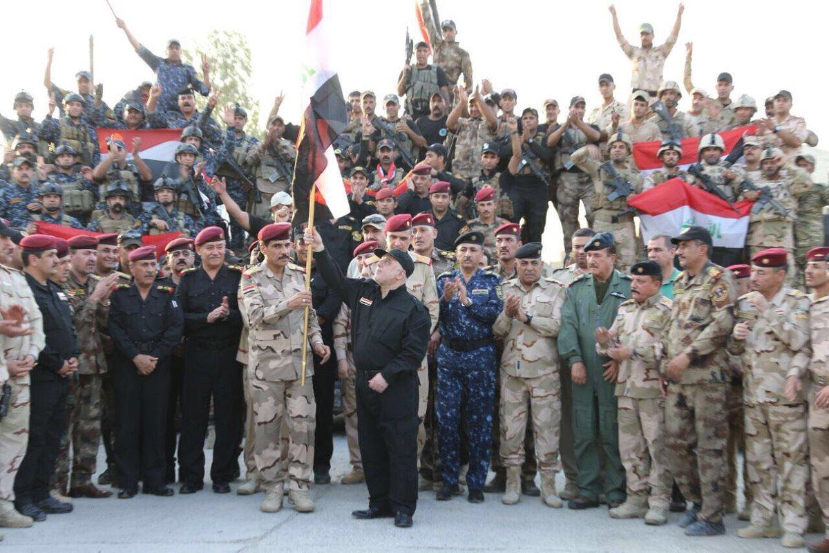 כוחות צבאיים בעיראק