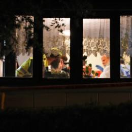 בית משפחת סלומון לאחר הפיגוע