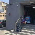 המרכול שנפתח במקום בית הכנסת