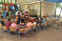 הדרכה לילדים בגן חינוך מיוחד