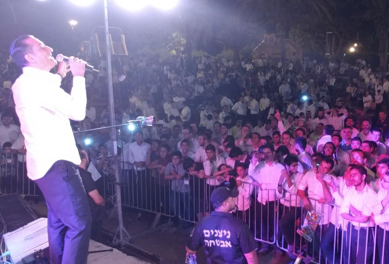חיים ישראל וקהל האלפים