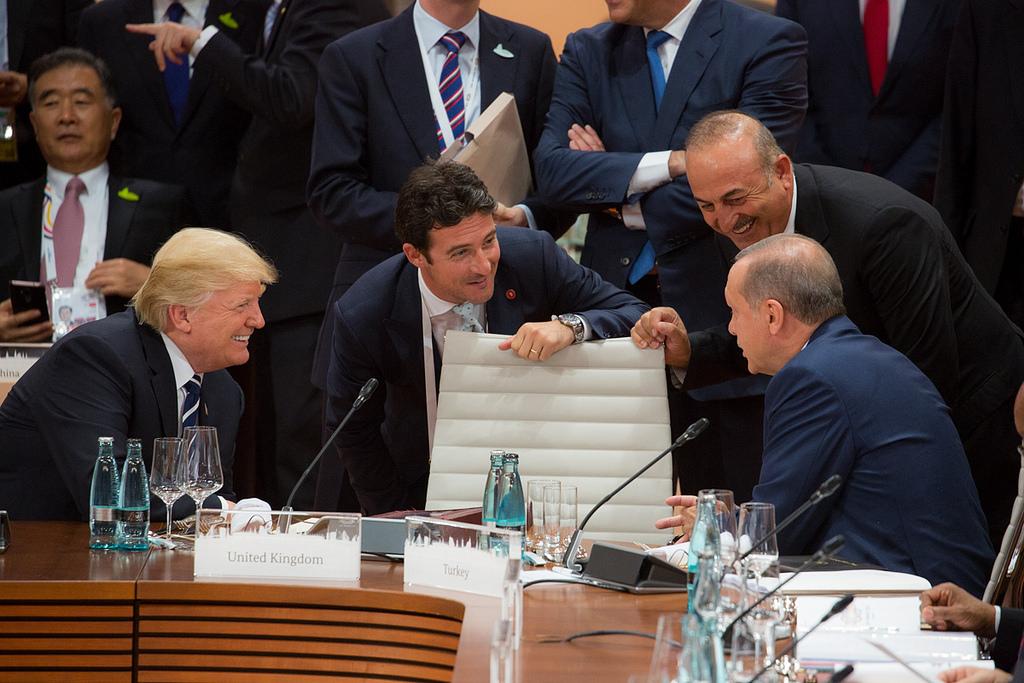 טראמפ ארדואן