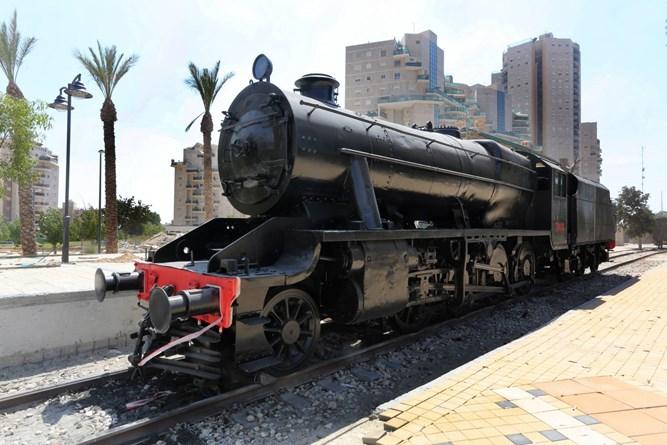 רכבת עתיקה