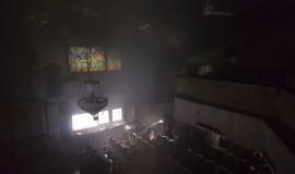 שריפה בית כנסת יהוד