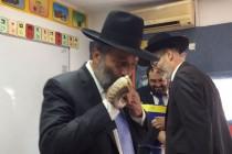 דרעי בסיור במוסדות החינוך בירושלים (6)