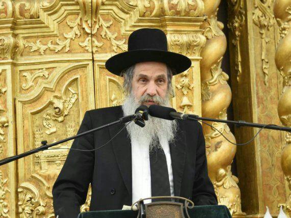 """המשגיח הגאון רבי אליעזר גינזבורג זצוק""""ל"""