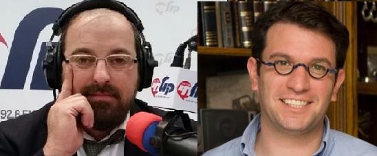 """חיים הורביץ: החברים מהישיבה, הרב והד""""ר: """"העבודה זה לעורר את הנפש שלנו"""