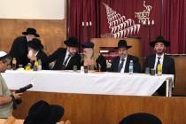 הרבנים הראשיים במעמד