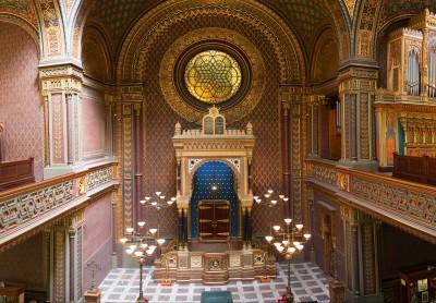 בית הכנסת הספרדי בפראג | תמונת אילוסטרציה