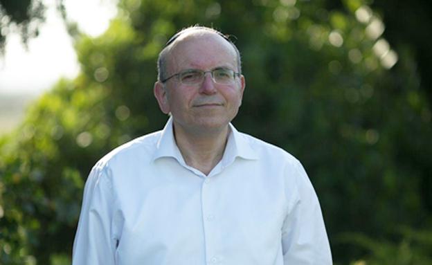 """ראש המל""""ל והיועץ לביטחון לאומי, מאיר בן שבת"""