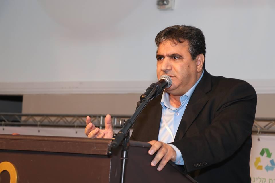 נשיא לשכת המסחר בירושלים, דרור אטרי
