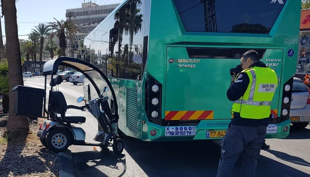 קלנועית אוטובוס