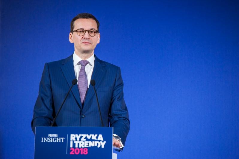 ראש ממשלת פולין, מתאוש מורבייצקי