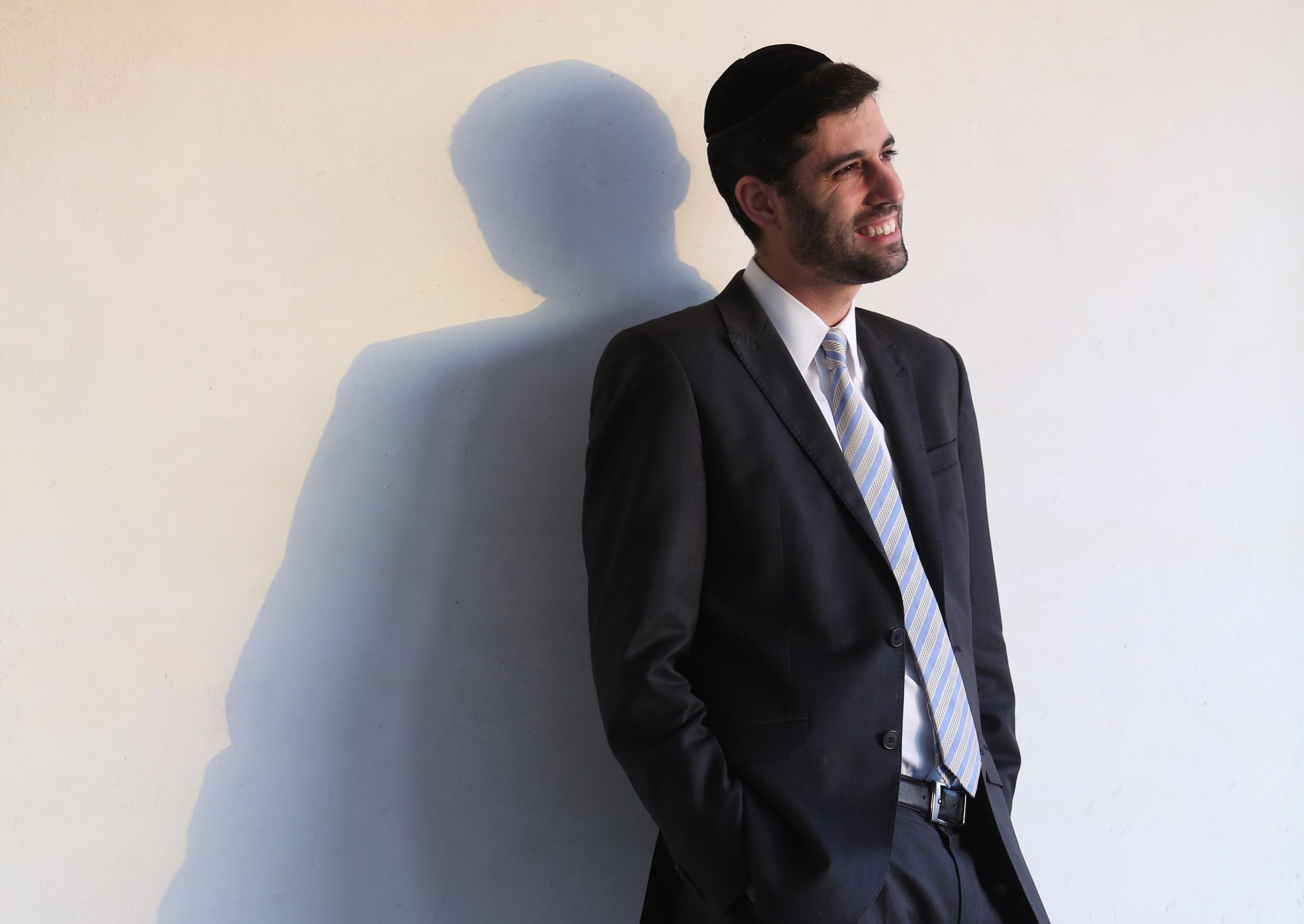 ארי גולדוואג - תמונת יח''צ