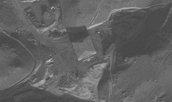 הכור הסורי לפני התקיפה