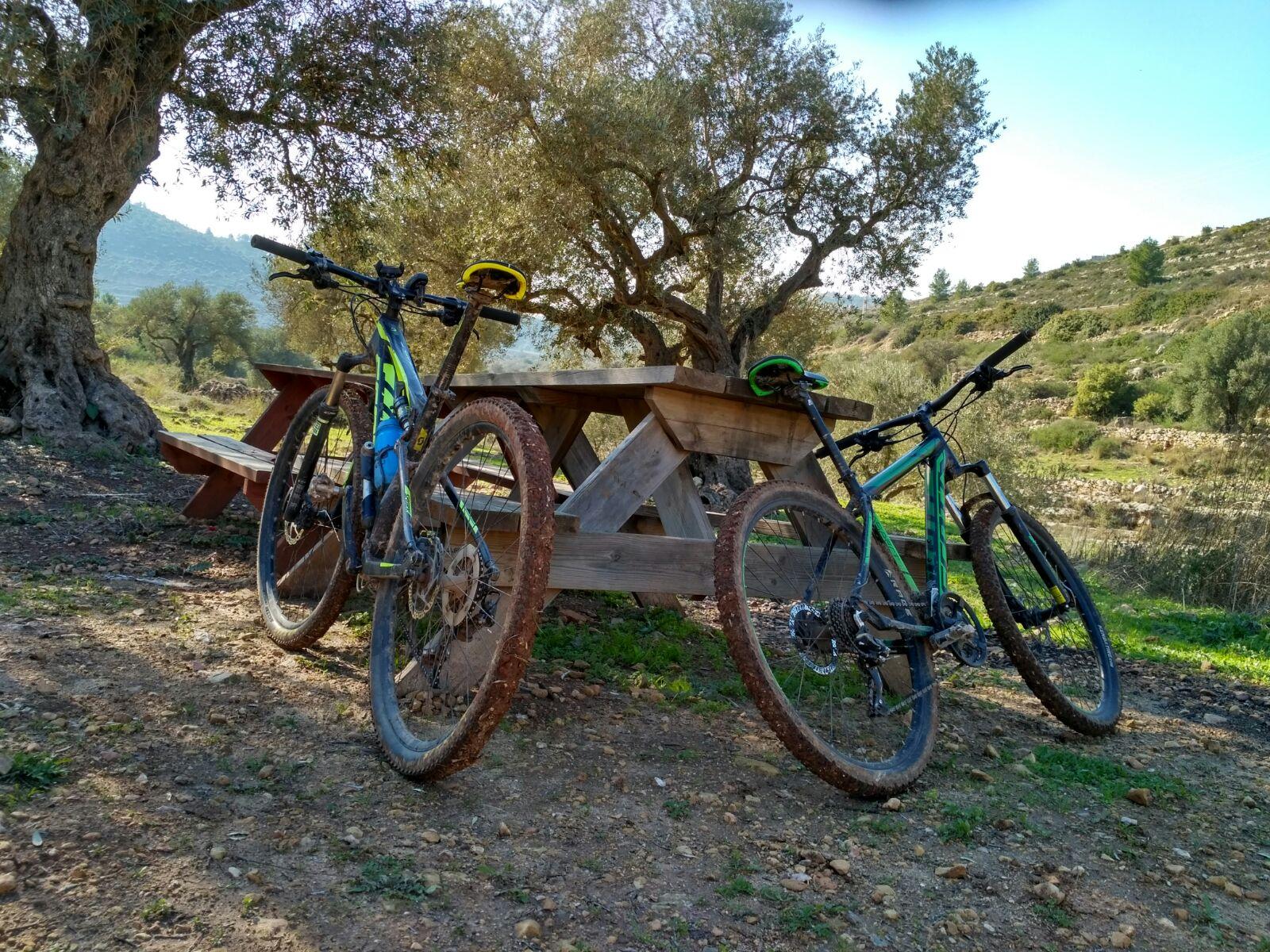 טיולי אופניים בשומרון2