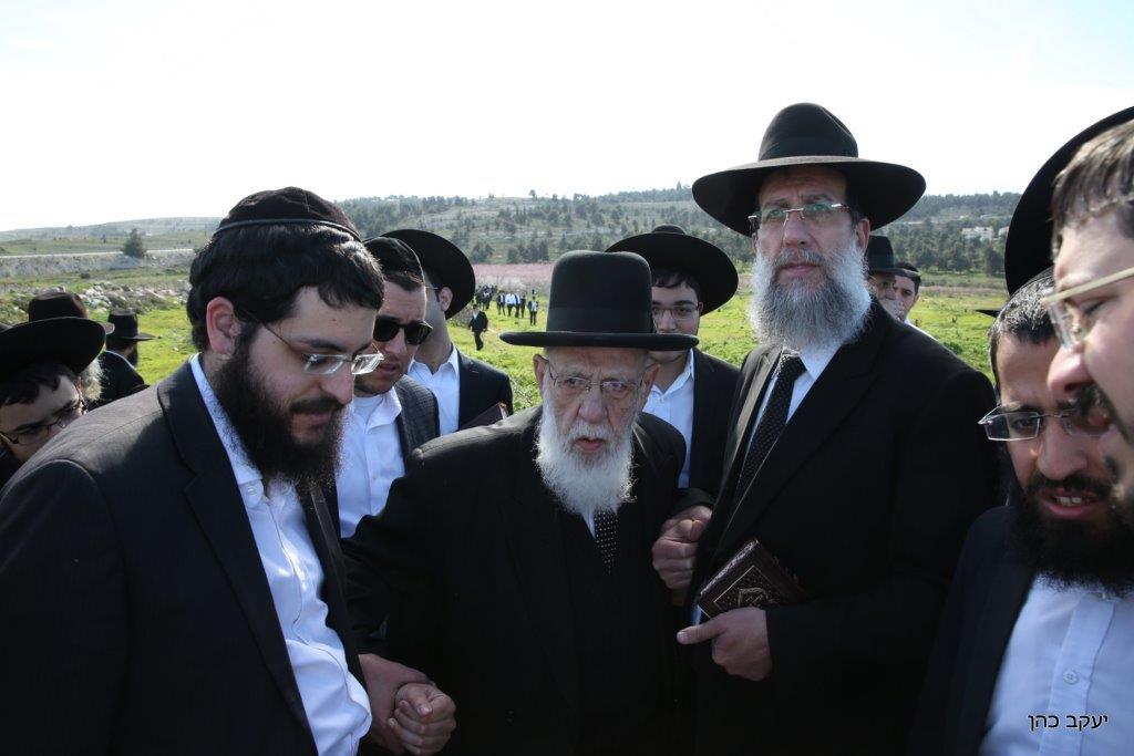 הרב שלום כהן ברכת האילנות