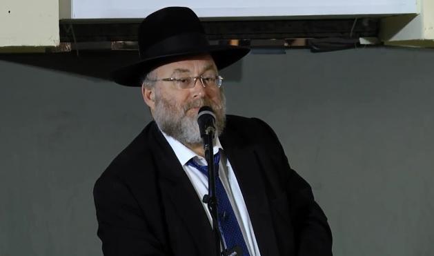 הרב מנחם שטיין