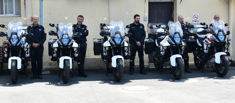 שוטרים אופנ נועים