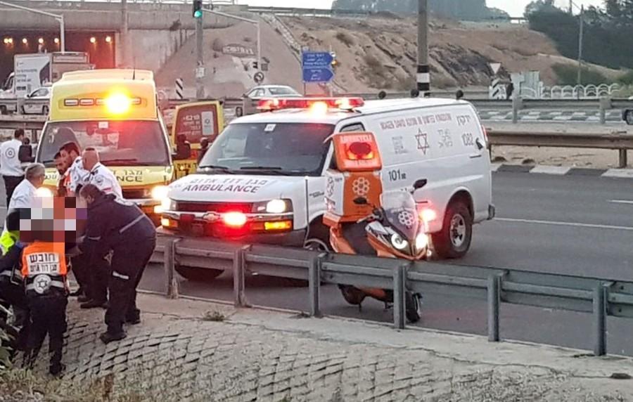 תאונה. צילום ארכיון