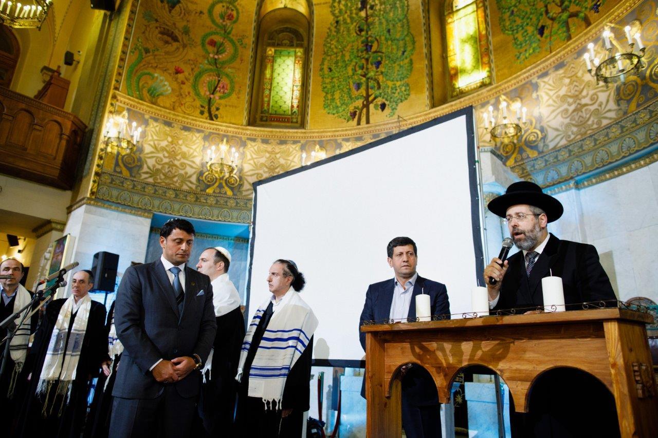 בית הכנסת הגדול במוסקבה. צילום איליה דולגופולסקי (14)