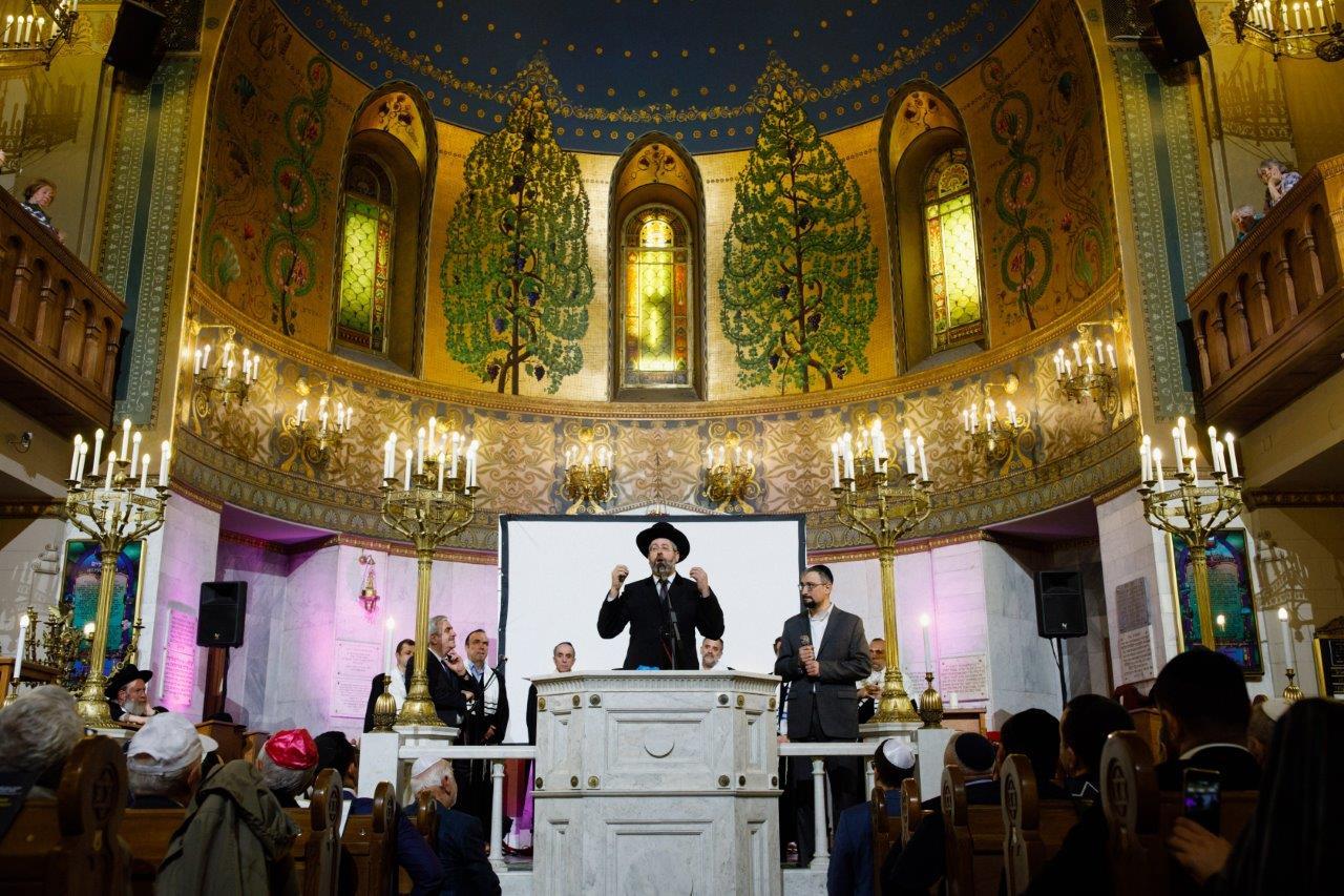 בית הכנסת הגדול במוסקבה. צילום איליה דולגופולסקי (7)