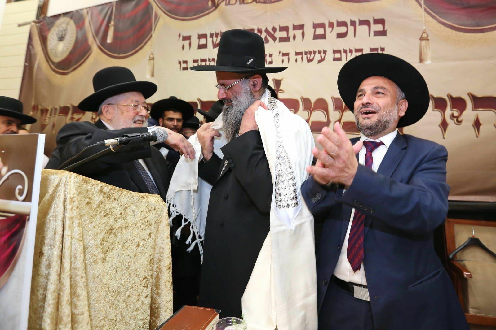 הכתרת הרב דוד כהן בית שמש (11)