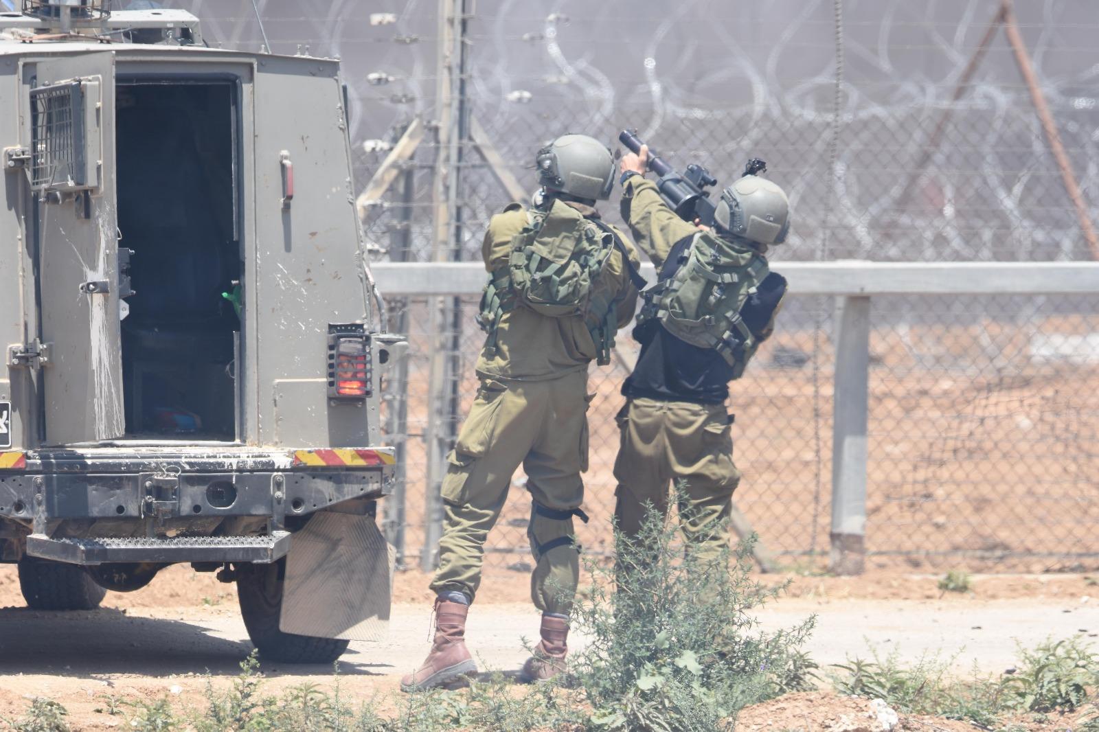 חיילים בגבול הרצועה | אילוסטרציה