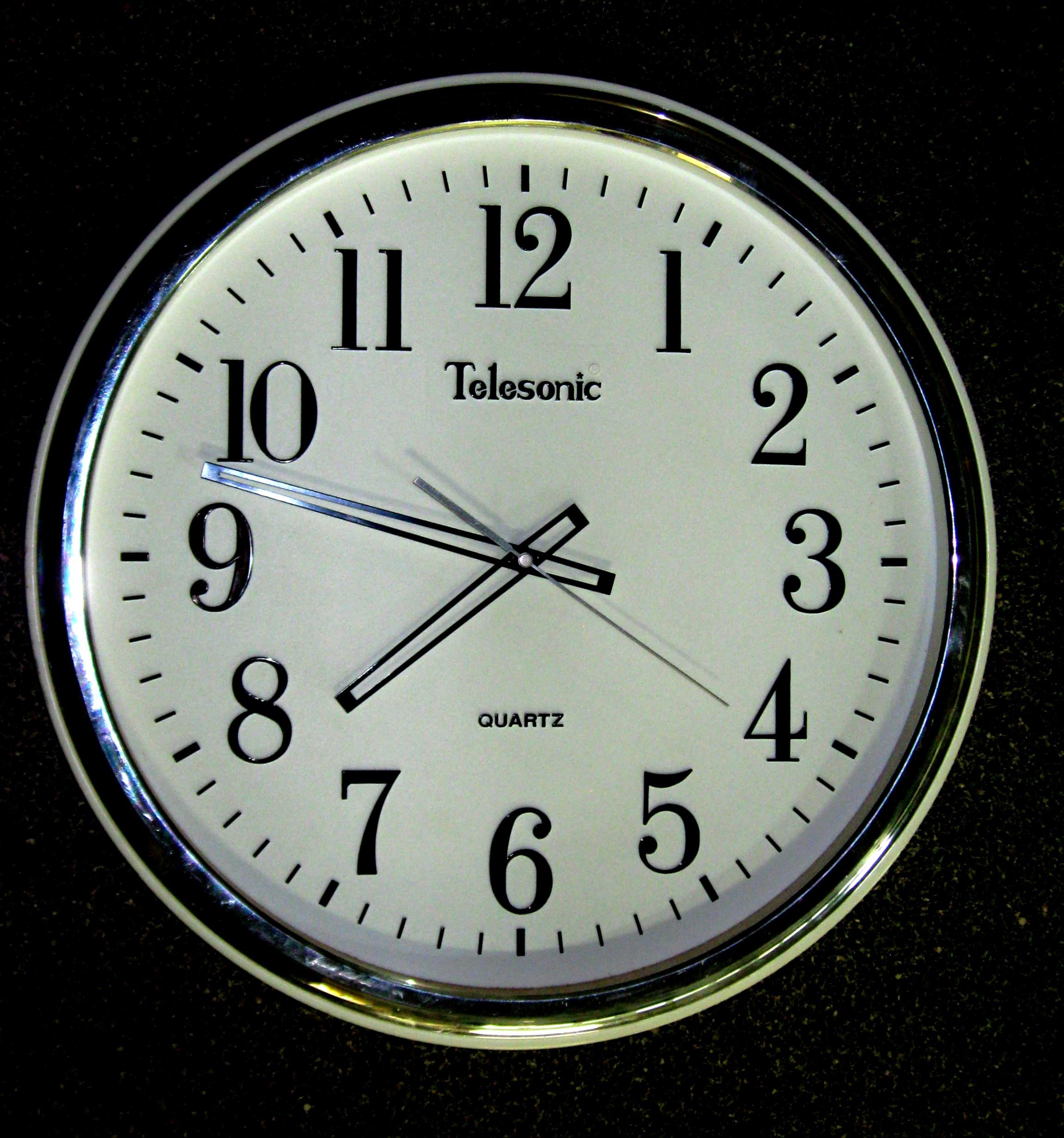 שעון קיר ענק