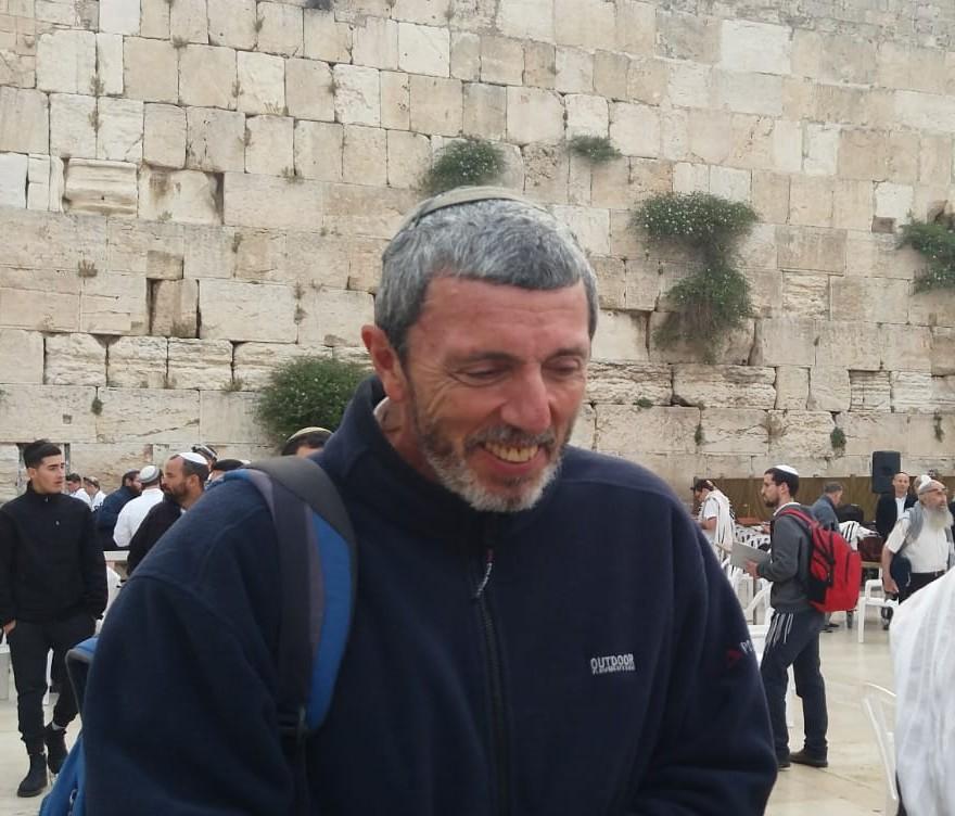 """יו""""ר """"הבית היהודי"""" הרב רפי פרץ"""