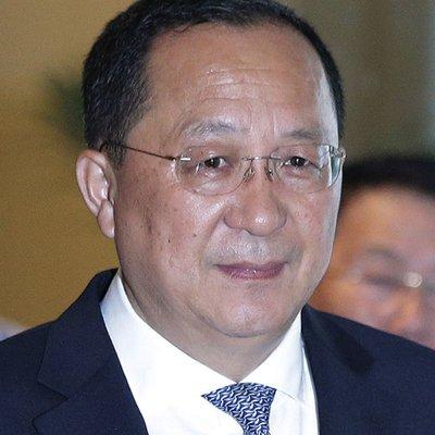 שר החוץ הצפון קוריאני