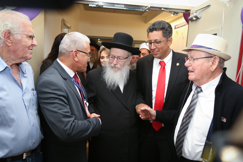 MIDEAST ISRAEL HEALTH