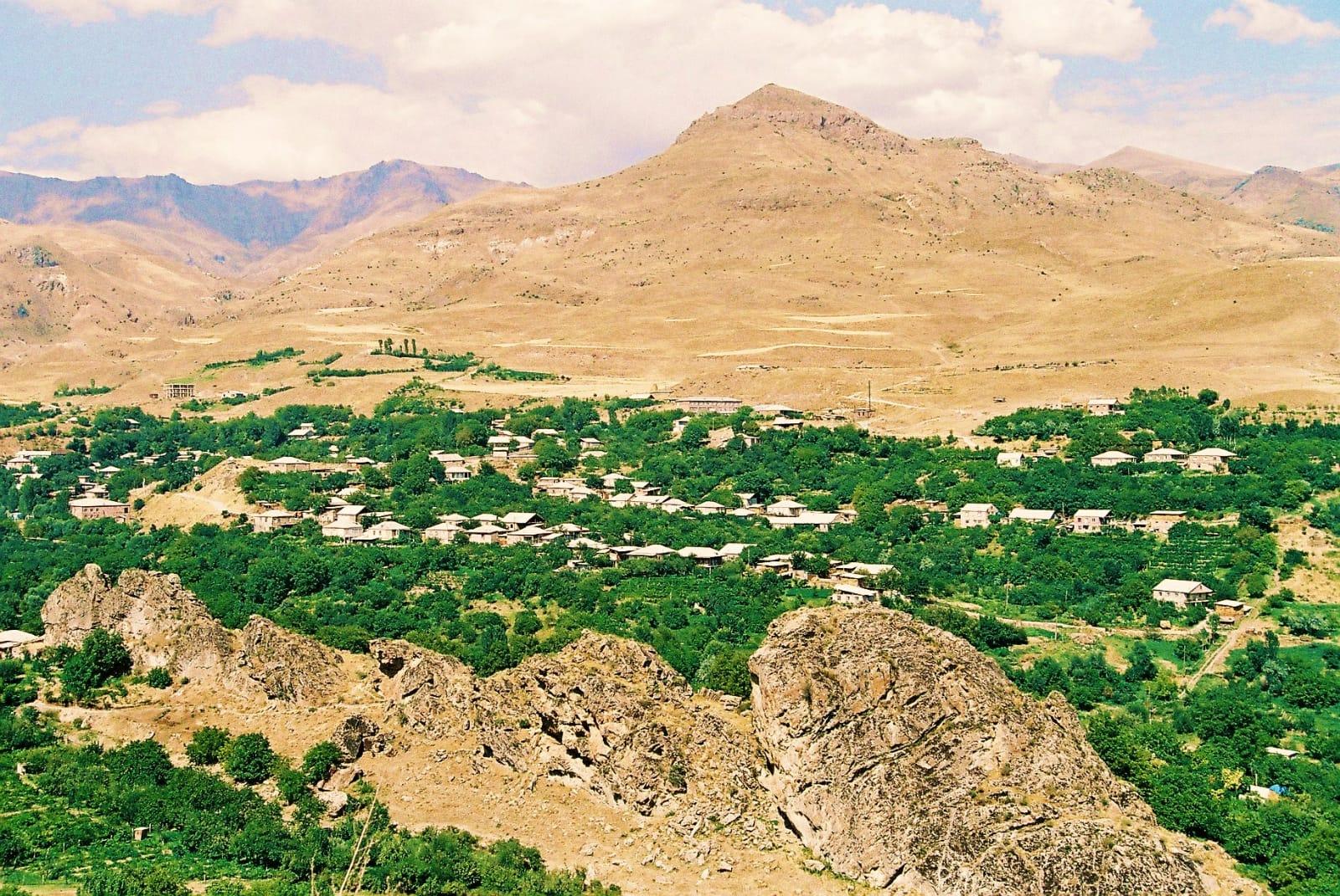 אזור ארמניה