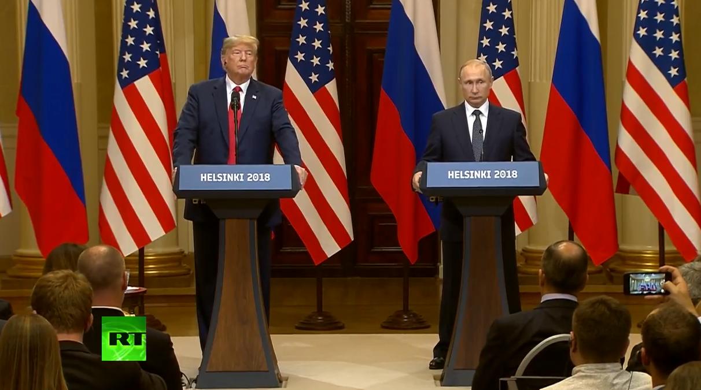 מסיבת העיתונאים. צילום מסך