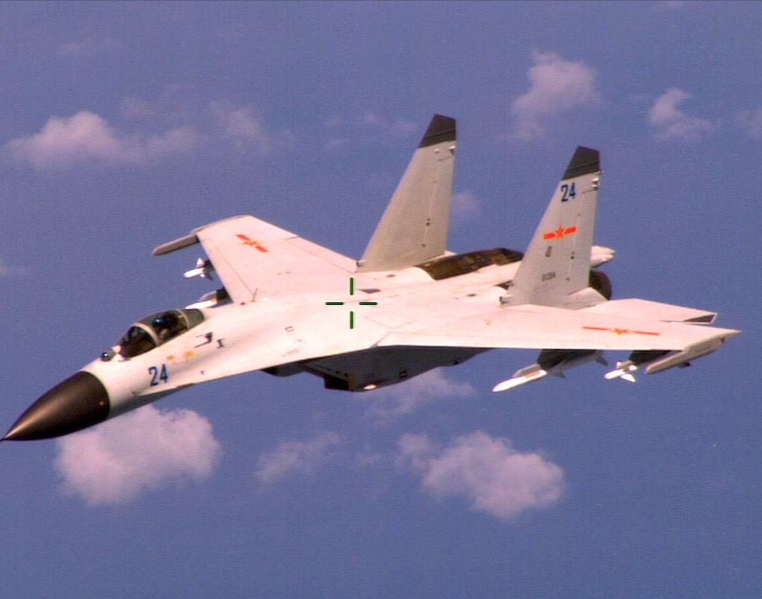 מטוס קרב סיני - J11