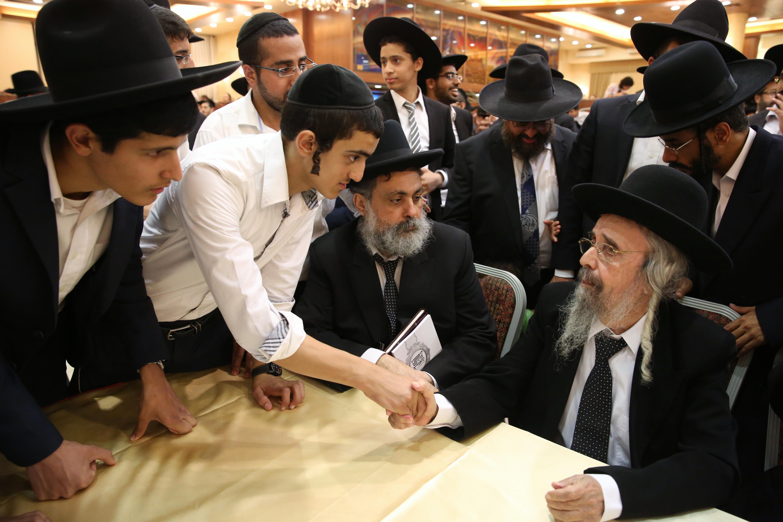 הרב שלמה קורח שליט''א. צילום פלאש 90