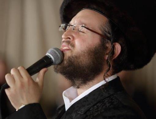 הזמר מוטי גולדמן