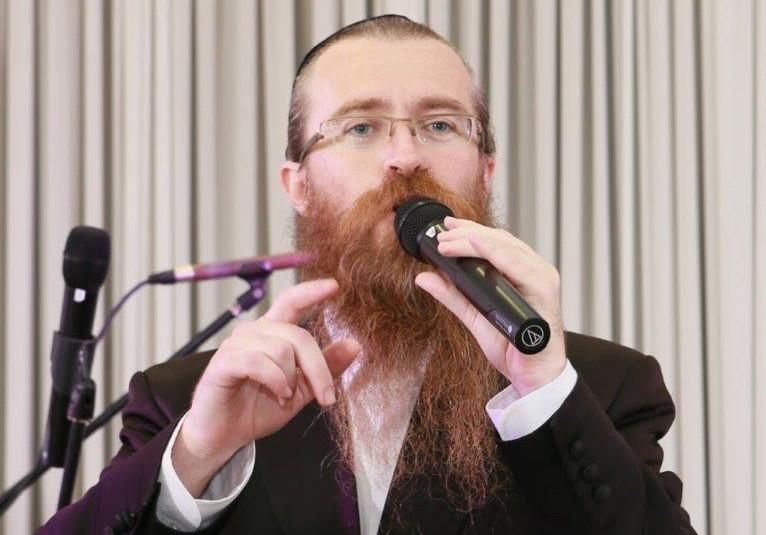 הזמר שמואל הוניג