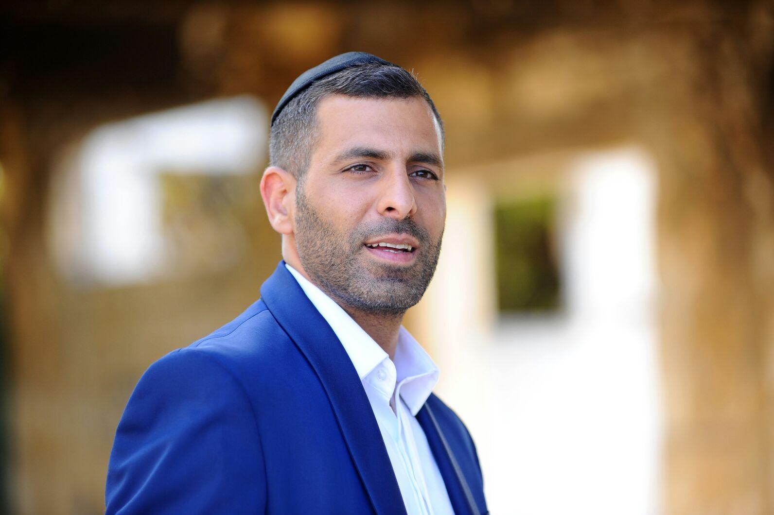 יאיר דוד - תמונת יח''צ