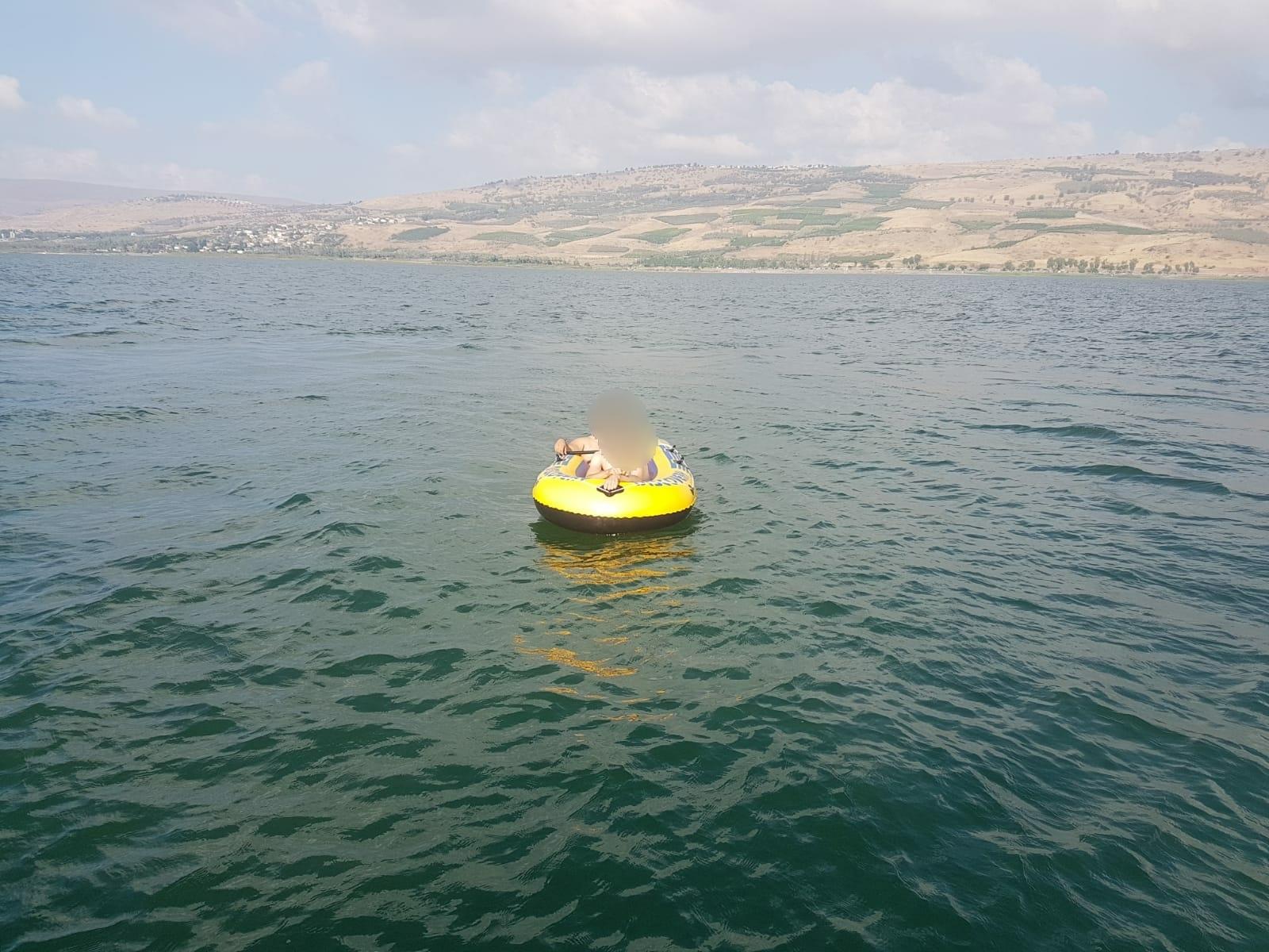 סירה נשחפה