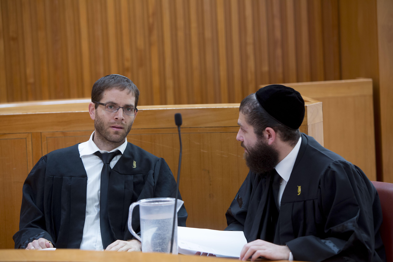 עורכי דין בבית משפט העליון