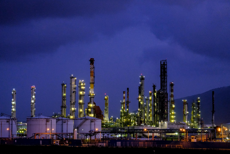 מפעלי אנרגיה במפרץ חיפה