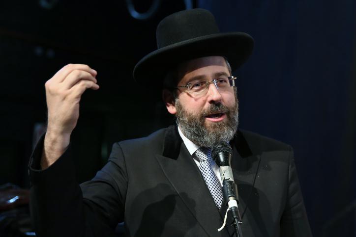 """נשיא בית הדין הגדול והרב הראשי לישראל, הגר""""ד לאו"""