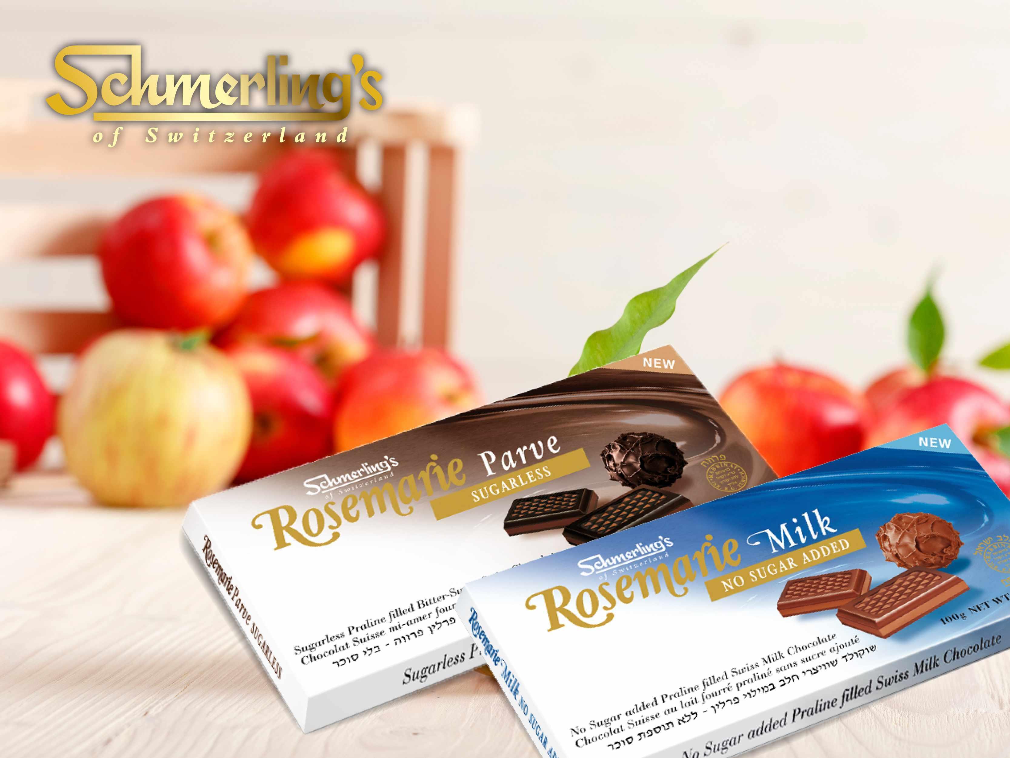 יחצ שוקולד ללא סוכר