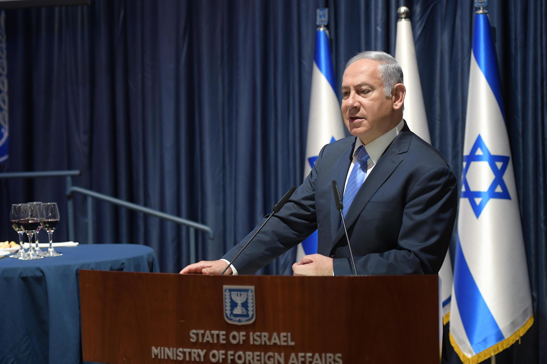 ראש הממשלה בנאומו היום לעובדי משרד החוץ