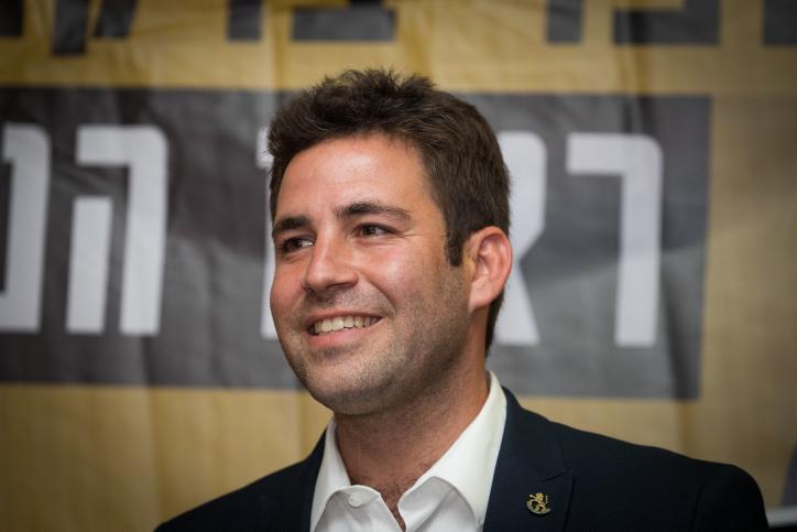 המועמד לראשות העיר ירושלים, עופר ברקוביץ